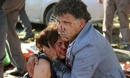 Turkey terror attack: scores killed in twin Ankara blasts | Saif al Islam | Scoop.it