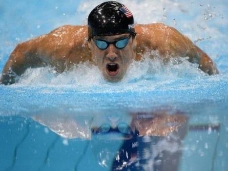 El gran corazón de Phelps | Lo que me gustaria ser | Scoop.it