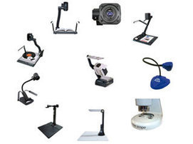 Genee Vision Visualiser, Document Camera at Low Price in India | Educational Equipments And Software | Scoop.it