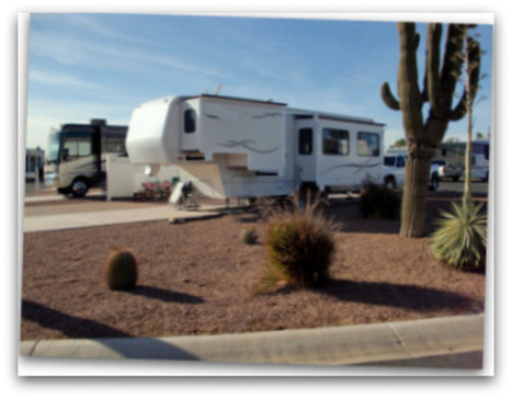 Motorhome vs Fifth Wheel | Going Full-Time? | Scoop.it