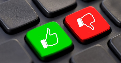 [Facebook] Une étude française nous révèle les raisons pour lesquelles les internautes LIKE votre page… ou pas | Communication - Marketing - Web_Mode Pause | Scoop.it