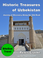Collca eBooks – Historic Treasures of Uzbekistan: Journey of Discovery Along the Silk Road   BiteSize eBooks   Scoop.it
