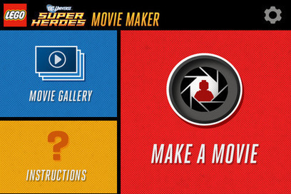 LEGO Releases Movie Maker App - DesignTAXI.com   Transforming Retail   Scoop.it