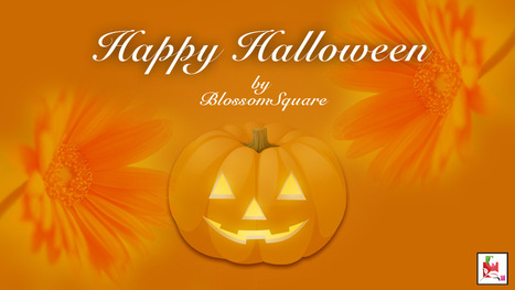 Happy Halloween by BlossomSquare. | BlossomSquare online flowers delivery system | Scoop.it