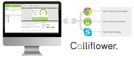 #vuc467: WebRTC-powered Calliflower | VoIP & Tell Us: the VUC News Page | Scoop.it