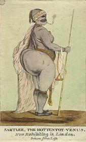 "Saartjie Baartman | Saartje Baartman, aka ""Hottentot Venus"" | Scoop.it"