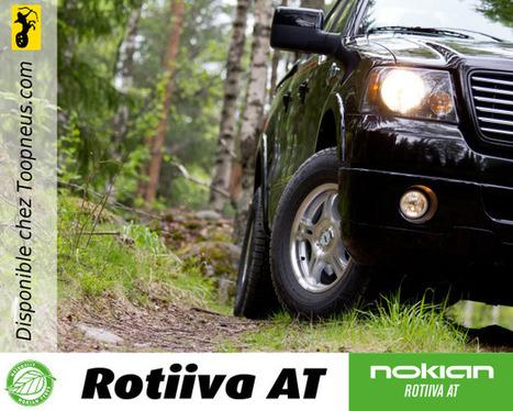 Toopneus'blog! | NOUVEAU : chez Nokian, le pneu 4x4 Rotiiva AT | pneus moins cher | Scoop.it