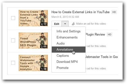How to Link to Your Website from a YouTube Video     Video Virtual Assistant   Scoop.it