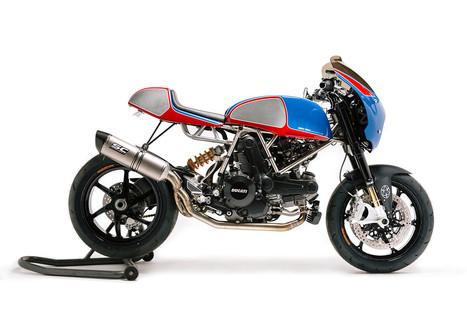 Must Have: Walt Siegl's new Ducati Monster Leggero GTS | Ductalk Ducati News | Scoop.it