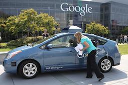 Google dépose un brevet pour des taxis gratuits et sans chauffeur | Découverte | Scoop.it