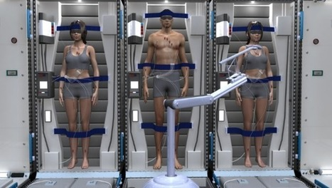 Cryosleep: It's not just science fiction anymore | LibertyE Global Renaissance | Scoop.it