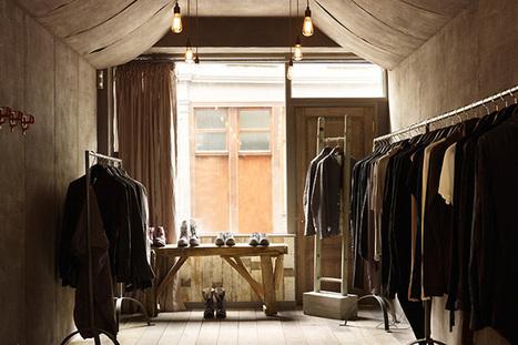 Hostem shop by JAMESPLUMB, London | Retail Design Review | Scoop.it