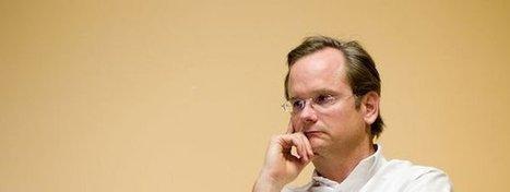 El creador de Creative Commons apuesta por el fin de las sociedades como la SGAE | Educación a Distancia (EaD) | Scoop.it