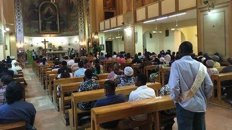 Audio 3 mn : En #Libye , les chrétiens occidentaux quittent massivement le pays #Daech #MerciBHL | Infos en français | Scoop.it