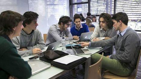 Bits a les aules: les noves tendències tecnoeducatives | Competències digitals | Scoop.it