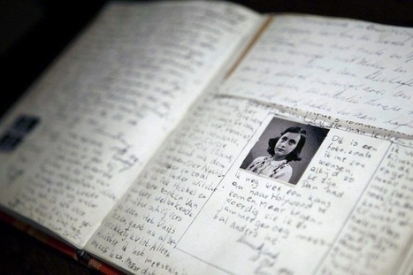 Uploading of Anne Frank's diary ruffles legal feathers - SWI swissinfo.ch | LibraryHints2012 | Scoop.it