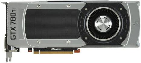 NVIDIA przygotowuje GeForce GTX 780 Ti z 6 GB pamięci. | Karty graficzne | Scoop.it