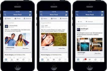 Facebook mostrará las historias y noticias al ritmo de tu conexión a Internet   Ojo Android   Scoop.it