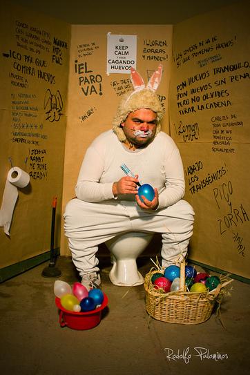 Rodolfo Palominos » [Sesión fotográfica] Conejo de Pascua | Fotos... fotos everywhere | Scoop.it