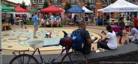 Placemaking: Transforming Drab into 'Wow' | Creative Placemaking | Scoop.it