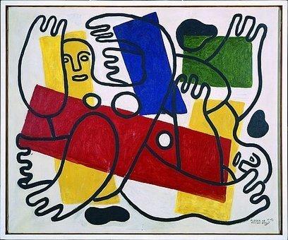 Fernand Léger - Museum Ludwig, Cologne | Arts vivants, identité européenne - Living Arts, european Identity | Scoop.it