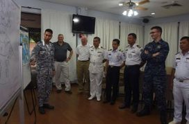 Maritime security exercise SEACAT starts in Singapore | Maritime safety and security in the Indian Ocean | Scoop.it