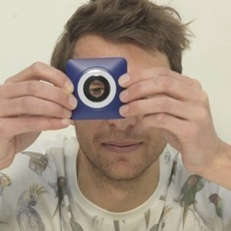 Digital camera concept by Jared Mankelow | Good Design Collection | Scoop.it
