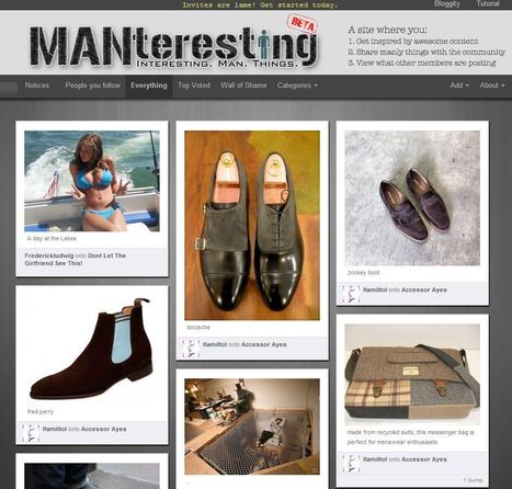 Manteresting : Interesting. Man. Things. Nail it now! | Artdictive Habits : Sustainable Lifestyle | Scoop.it
