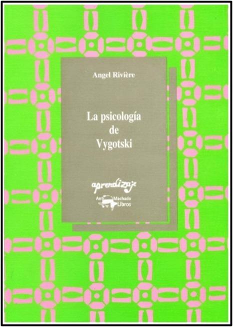 Libro: La psicología de Vygotsky   educacion-y-ntic   Scoop.it