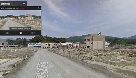 Google Maps: une option pour remonter le temps dans Street View | Vous avez dit Innovation ? | Scoop.it