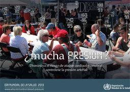 OMS | Día Mundial de la Salud 2013: Carteles en español | 7 de abril: Día Mundial de la Salud. World Health Day | Scoop.it