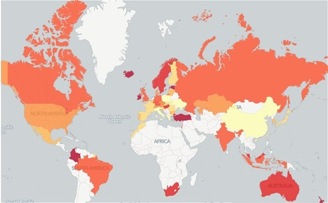 Mapped: Where in the world are House prices growing fastest? | Technology in Business Today | Scoop.it