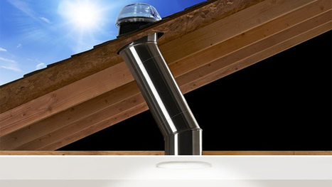 Reduce Your Electricity Bills with Tubular Daylighting System | c6 carbon | Scoop.it