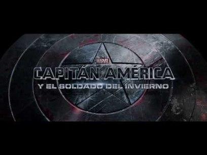 Trailer Capitan America Y El Soldado Del Invierno   isaac ortiz   Scoop.it