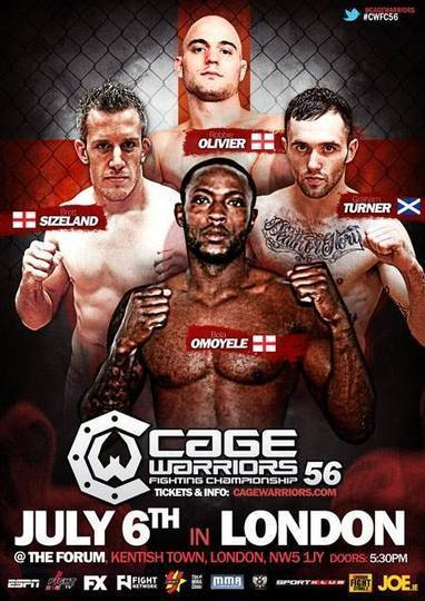 Sport News: CWFC 56 Omoyele vs Guerra Live Exclusive PPV Fight Official Update News On Direc.TV - 06Th,Jul!   Atdhe 247 Live   Scoop.it