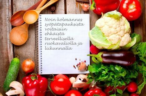 Syöpä ja ravinto | terveystieto | Scoop.it