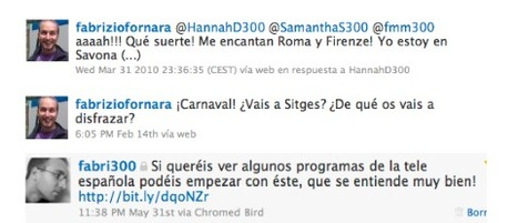 Twitter en la enseñanza del español como lengua extranjera | Technology and language learning | Scoop.it