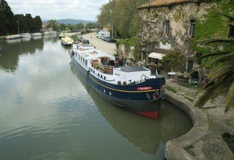 L'histoire du canal du Midi | Remue-méninges FLE | Scoop.it