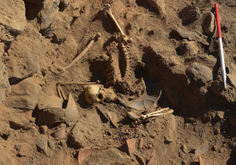 1,400 year old remains of Nubian soldier found | Connective universe | Scoop.it
