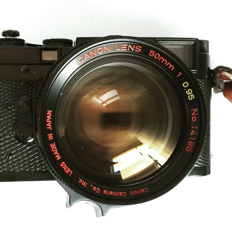 The Canon 50mm f0.95 - Guest Review by James Fox-Davies | Ephemerafotographica | Scoop.it