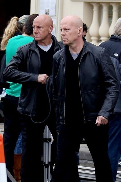 Hollywood Actors with their Body Doubles - Fans of Cinema   ReSCOOPED   Scoop.it
