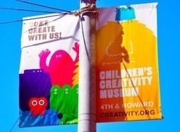 San Francisco au printemps (5) : le Children Creativity Museum ...   creativity   Scoop.it