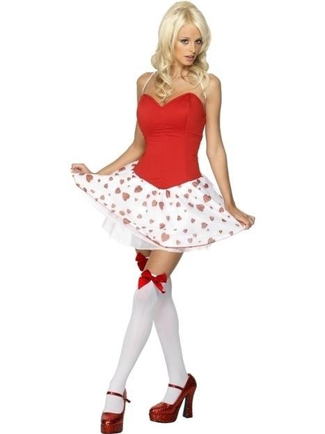 Ladies Cupid Cutey Fancy Dress Costume   Fancy Dress Ideas   Scoop.it