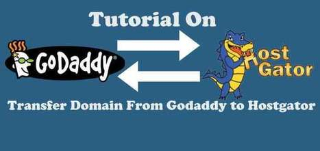 Tutorial: Transfer Domain From Godaddy to Hostgator - Mizmizi | blog | Scoop.it