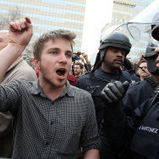 Occupy Oakland's increasing militancy threatens city's public image | Occupy California | Scoop.it