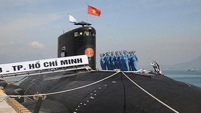 Việt Nam đã nhận tàu ngầm Kilo thứ 3 HQ-184 Hải Phòng   Biển Đông - Việt Nam - Trung Quốc   Scoop.it