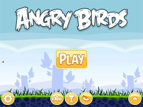 dy/dan » Blog Archive » Five Lessons On Teaching From Angry Birds That Have Nothing Whatsoever To Do With Parabolas | The 21st Century Educator | Scoop.it