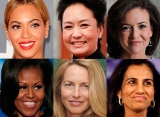 The World's Most Powerful Women 2013 | Coffee Party Feminists | Scoop.it