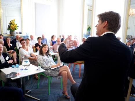 A CEO explains how to overcome your fear of public speaking | Presentation Tips | Scoop.it