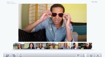 Hangouts: How an internal video link between Seattle and Stockholm became an awesome Google+ feature | Technoculture | Scoop.it